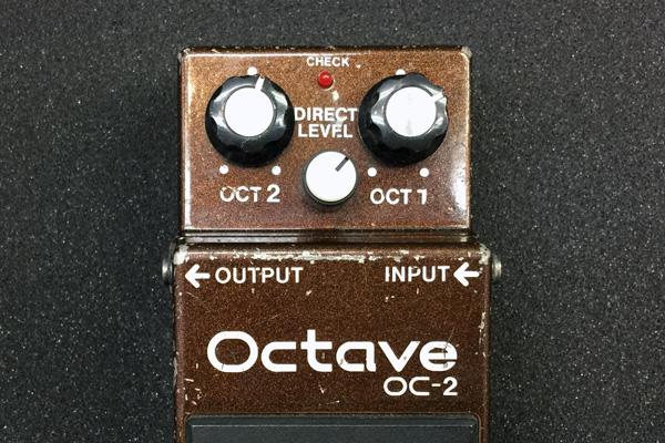 後記OC-2のカラーリング