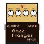 BF-2B Bass Flanger(ベース専用フランジャー)