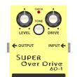 BOSS_SD-1_SUPER_OverDrive_スーパーオーバードライブイラスト