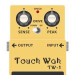 TW-1 Touch Wah / T Wah(タッチワウ・オートワウ)