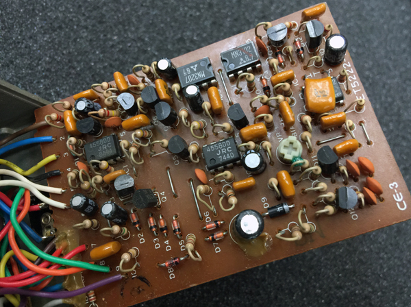 CE-3 Chorus 基板