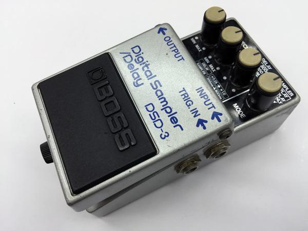 早すぎたデジタルサンプラーBOSS DSD-3