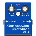CS-2 Compression Sustainer(コンプレッション / サステイナー)
