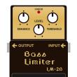 BOSS_LM-2B_Bass_Limiter_ベースリミッターイラスト