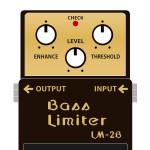 LM-2B Bass Limiter(ベースリミッター)