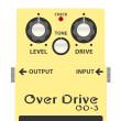 BOSS_OD-3_OverDrive_オーバードライブイラスト