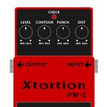 XT-2 Xtortion(エクストーション / ディストーション)