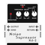 NS-2 Noise Suppressor(ノイズサプレッサー)
