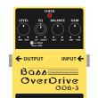 BOSS_ODB-3_Bass_OverDrive_ベースオーバードライブイラスト