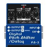 PS-3 Digital Pitch Shifter / Delay(デジタルピッチシフター / ディレイ)