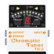 BOSS_TU-2_Chromatic_Tuner-クロマチックチューナーイラスト