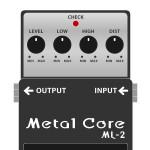 ML-2 Metal Core (メタルコア)