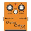 BOSS_DN-2_DynaDrive_ダイナドライブイラスト