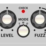 BOSS 初のデジタルファズ FZ-5 FUZZの3つのサウンドモードとBOOST
