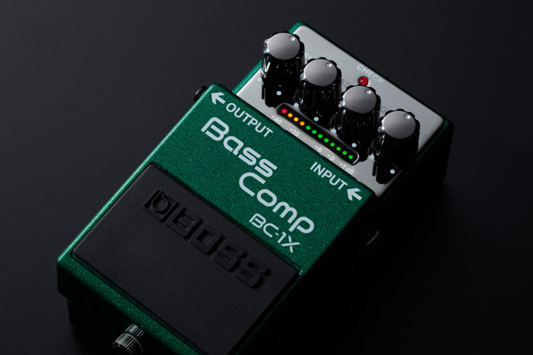 BOSSコン新製品_BC-1X_Bass_Comp