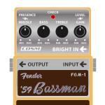 FBM-1 Fender '59 Bassman(BOSSレジェンドシリーズ '59ベースマン)