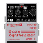 SYB-5 Bass Synthesizer(ベースシンセサイザー)