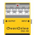 OD-1X OverDrive(Xシリーズ・オーバードライブ)