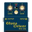 BOSS_BD-2W_BluesDiriver_技クラフト_ブルースドライバー_イラスト