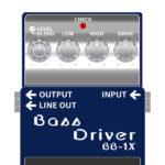 BB-1X Bass Driver(ベースドライバー)