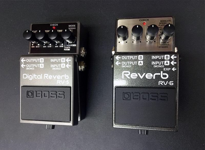RV-5とRV-6