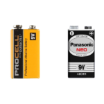 【エフェクター用 9V電池問題】マンガン電池とアルカリ電池の違いと使い分け・メリットとデメリット