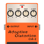 DA-2 Adaptive Distortion(ディストーション)