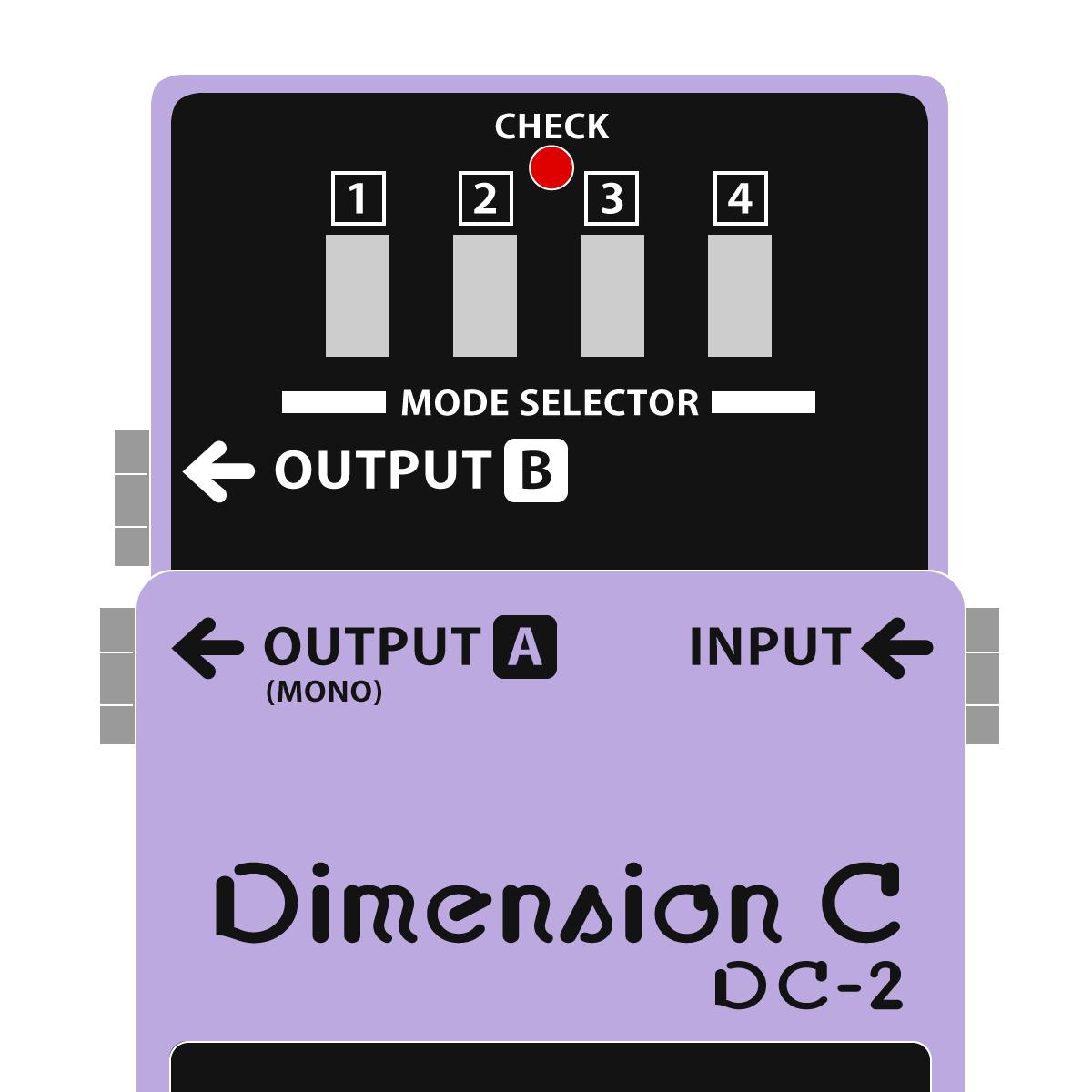 DC-2 DimensionC(ディメンションC・コーラス?)