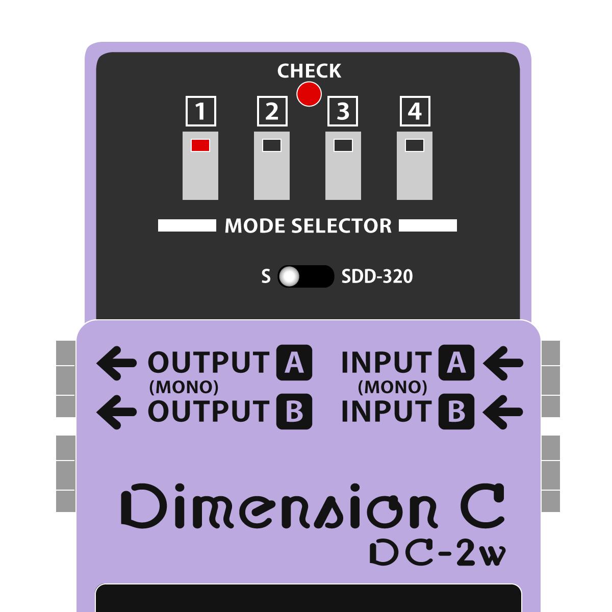 DC-2W DimensionC WAZA Craft(ディメンションC・技クラフトシリーズ)