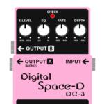 DC-3 Digital Space-D(デジタルスペースD / コーラス?)