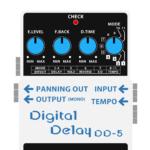 DD-5 Digital Delay(デジタルディレイ)