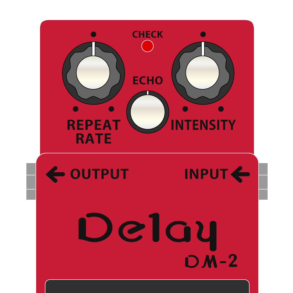 BOSS DM-2 Delay ディレイ