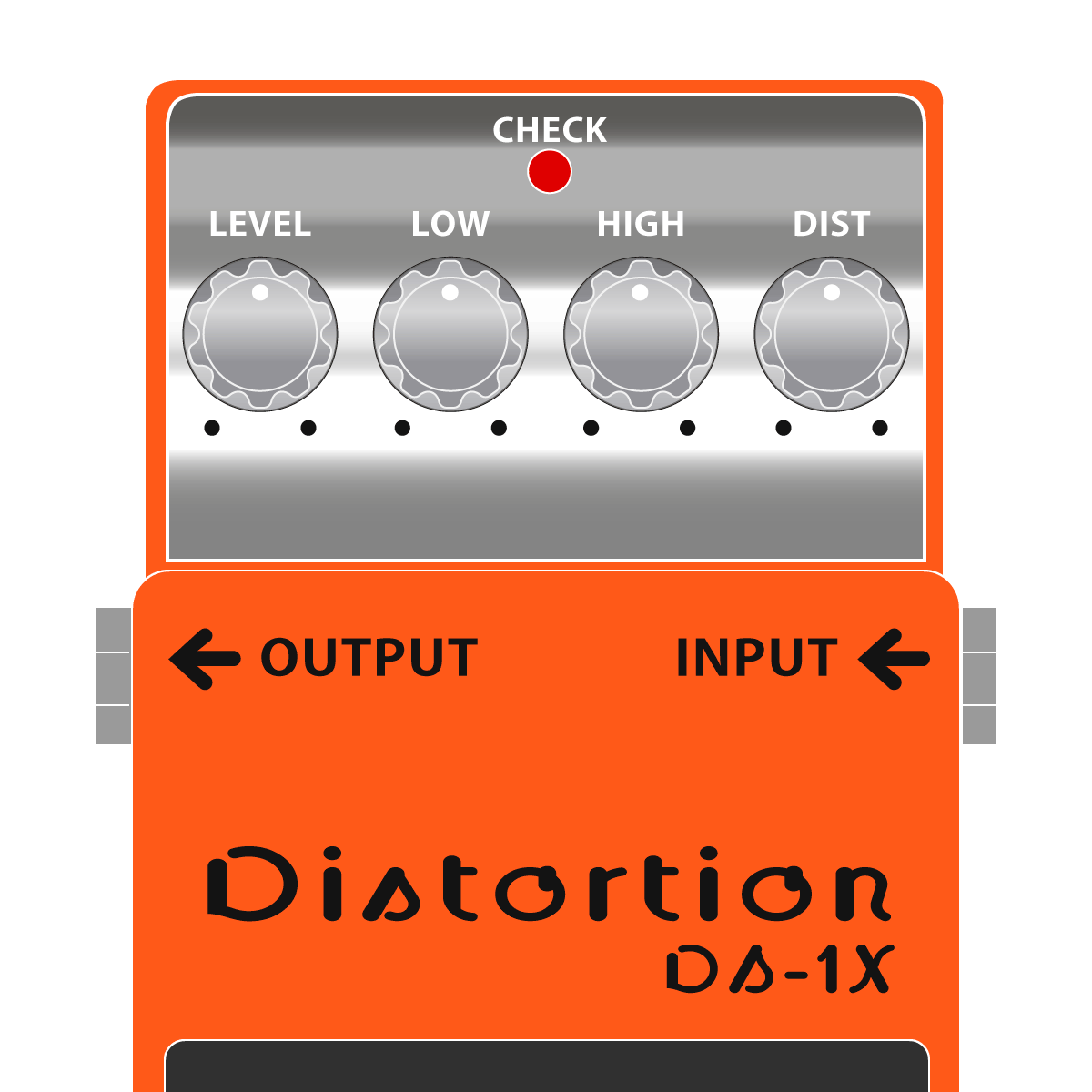 DS-1X Distortion(ディストーション)