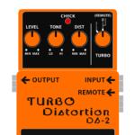 DS-2 TURBO Distortion(ターボディストーション)