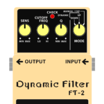 FT-2 Dynamic Filter(オートワウ)
