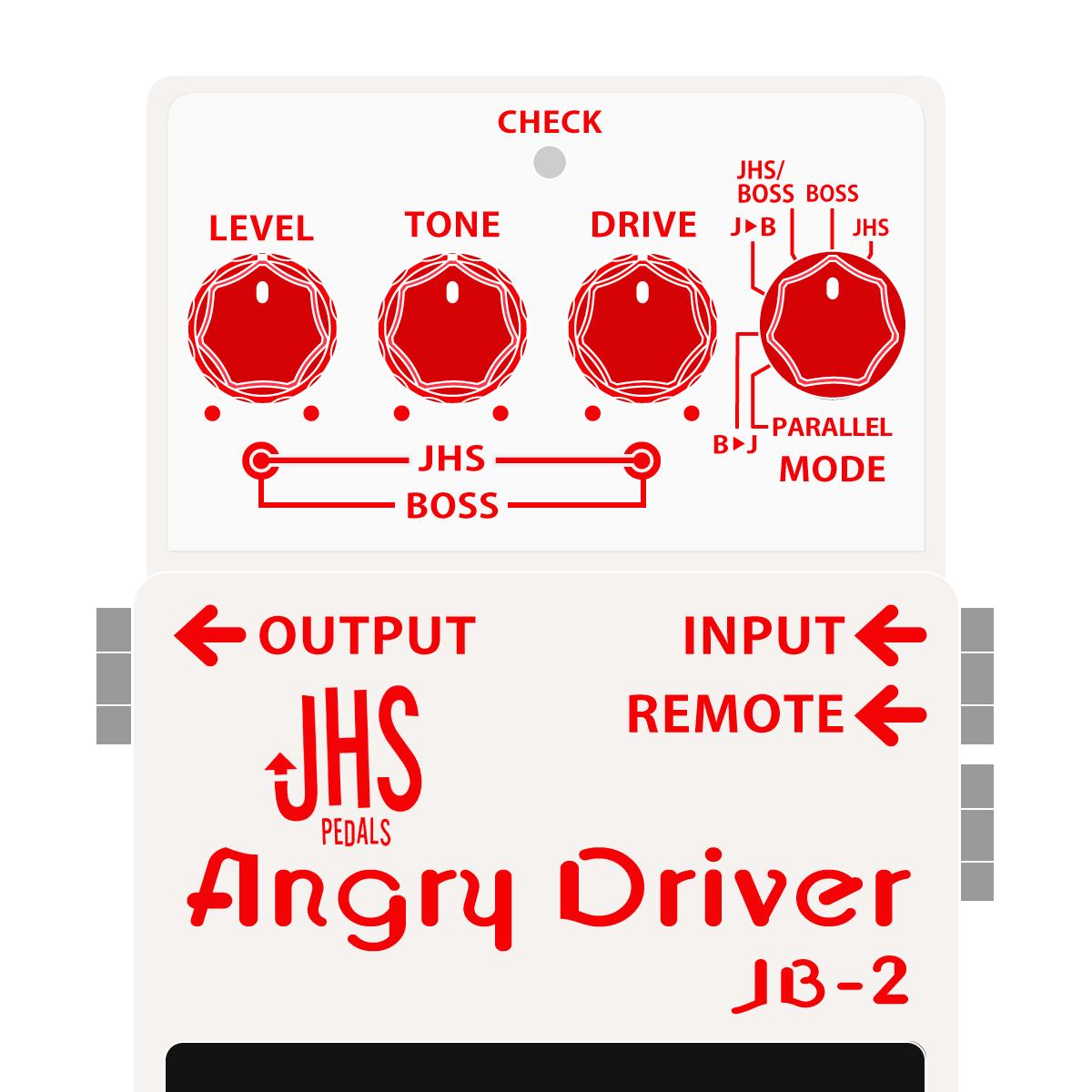 JB-2 Angry Driver アングリードライバー
