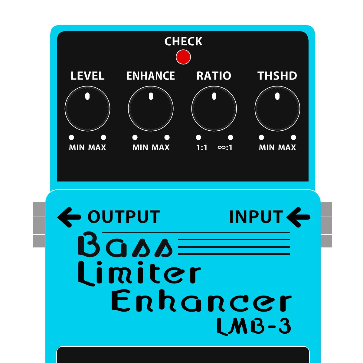 LMB-3 Bass Limiter Enhancer(ベースリミッター・エンハンサー)
