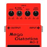 MD-2 Mega Distortion(メガディストーション)