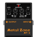 MT-2 Metal Zone(メタルゾーン / ディストーション)
