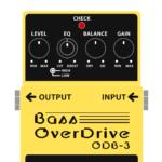 ODB-3 Bass OverDrive(ベースオーバードライブ)