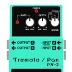 PN-2 Tremolo / Pan(トレモロ・パンニング)