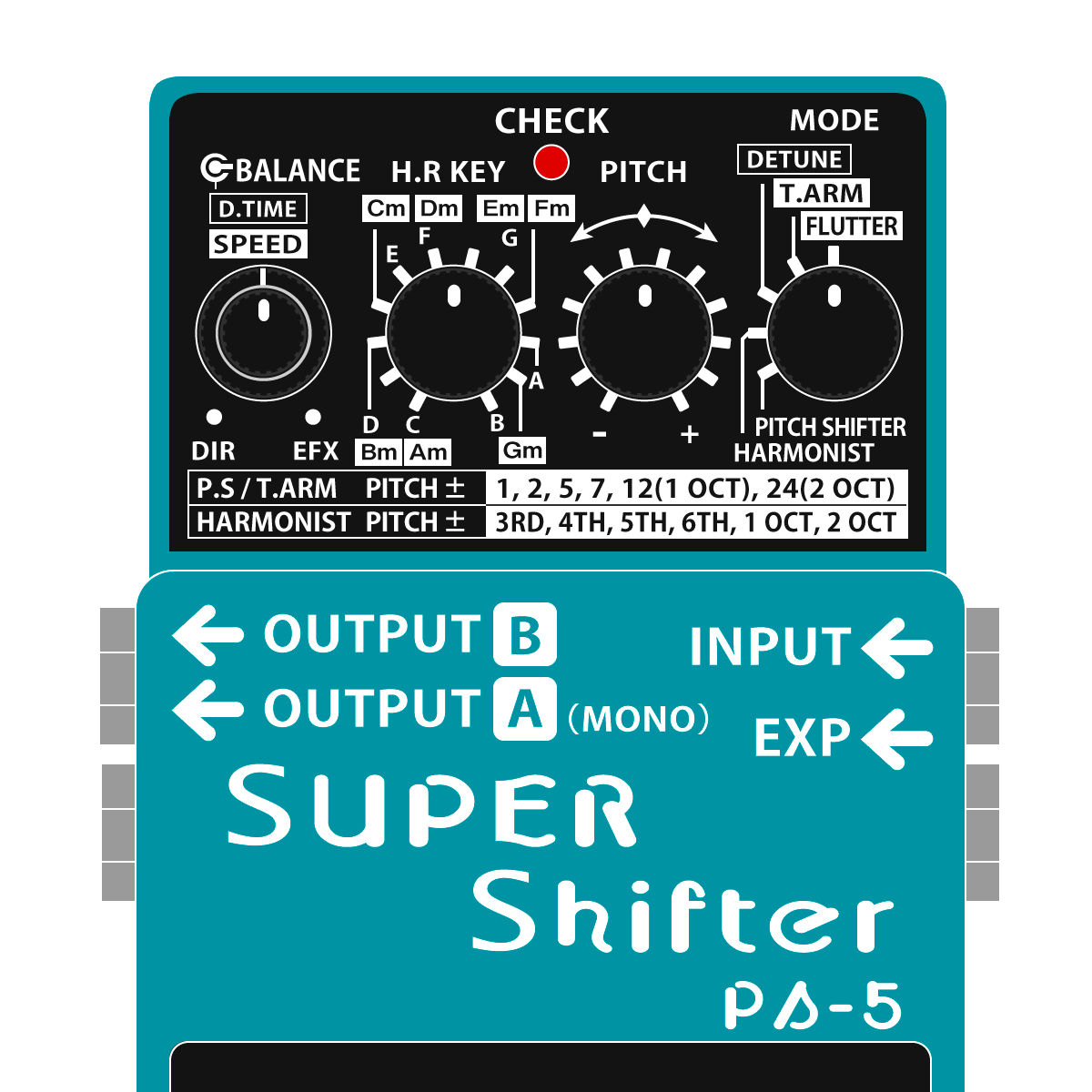 PS-5 SUPER Shifter(スーパーシフター)
