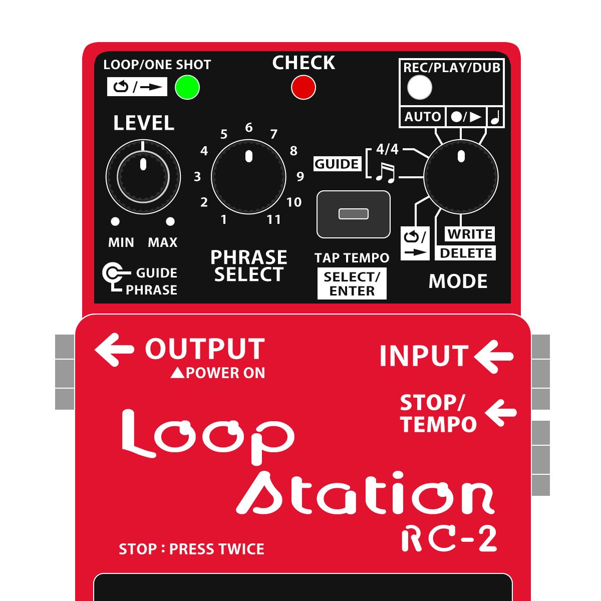 RC-2 Loop Station(ループステーション)