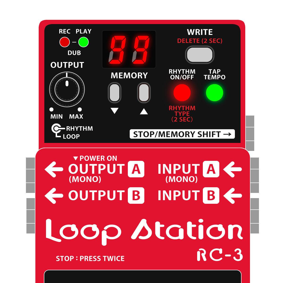 RC-3 Loop Station(ループステーション)