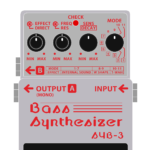 SYB-3 Bass Synthesizer(ベースシンセサイザー)